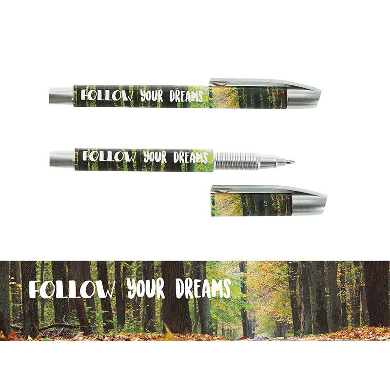 BOLIGRAFO FOLLOW YOUR DREAMS