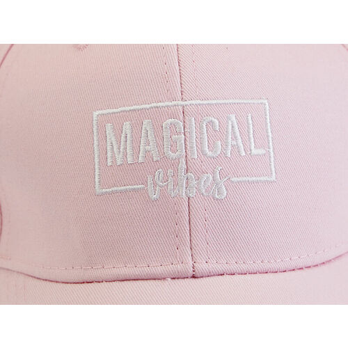 GORRA ROSA MAGICAL VIBES