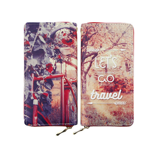 CARTERA LET''''S GO TRAVEL